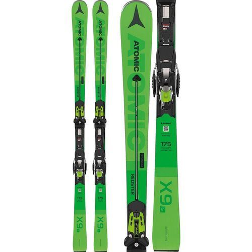 Atomic Redster X9 Race Ski inkl. Bindung, Mod. 2021